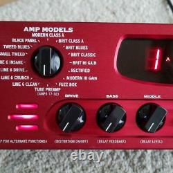 LINE6 POD PRO Amp Modeler Multi Effects Processor Rackmount