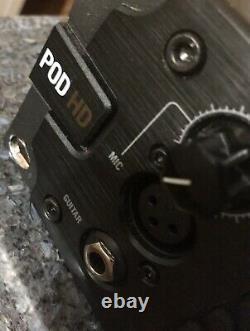 Line 6 POD HD Pro X Rackmount Multi-Effects Guitar Processor