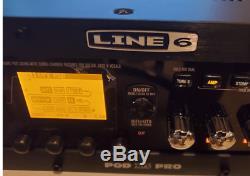 Line 6 POD X3 Pro Rackmount Rackmountable Pro New Open Box