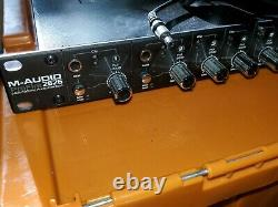M-Audio ProFire 2626 Firewire Interface with Power Supply Pro Fire 26 26