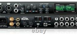 MOTU 828x Professional 28x30 Audio Interface with Thunderbolt and USB, 24-bit