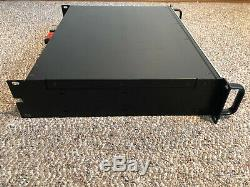 Mackie FRS-1700 Professional 1660 Watt 2-Channel Rack Mount Power Amplifier Amp
