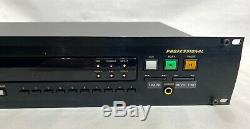 Marantz PMD321 Professional Rack Mount CD Player