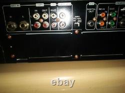 Marantz PMD351 U1B Stereo Cassette Deck Compact Player Professional Rackmount