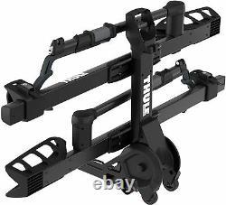 NIB Thule T2 Pro XTR Platform Hitch Mount Bike Rack 2 Receiver