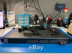 Netgear XS712T-100NES 12-port 10-Gigabit Smart Managed Pro Switch Rack-Mount