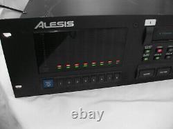 Nice Used Alesis Rack Mount adat 8 Track Professional Digital Audio recorder