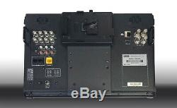 OSEE LCM156-E 10-Bit 15.6 Pro. Field/Post Monitor +Batt Plate +Field Cs LkNew
