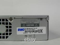 OWC Mercury Rack Pro 1U Rackmount Storage System USB3.0 Firewire eSATA RAID