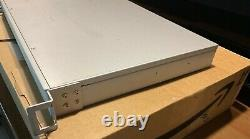 OWC Mercury Rack Pro 4 bay 19 rack mount 1U hard drive RAID enclosure