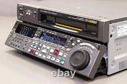 PERFECT! SONY DVW-M2000P Digital Betacam Professional All Format Recorder SDI