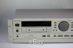 Panasonic SV-3700 Professional Digital Audio Tape Deck DAT Player Rack Mount
