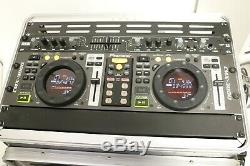 Pioneer CMX-3000 Pro Rack-mount Dual CD Player/Controller with RANE MP 2s Mixer