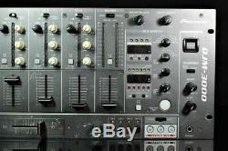 Pioneer DJ DJM-3000 Rack-Mount Professional DJ Mixer Preamp