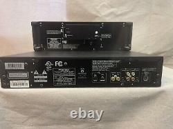 Pioneer MEP-7000 Dual CD, MP3, DVD, USB, Midi Twin Professional Rackmount Deck DJ