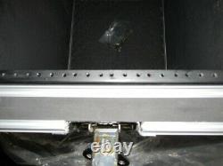 Pro Cases AC-SH-U8 20 Deep 8U Shock Mount Road ATA Tour Flight Rack Case LOCA
