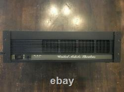 QSC 1400 Professional Stereo Power Amplifier Amp 400W Rackmount