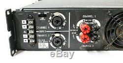 QSC Powerlight 1.8 2 Channel 1800 Watt Professional Stereo Amplifier Rackmount