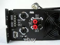 QSC Powerlight PL3.4 Professional Audio Power Amplifier 2-Ch 1150W Rack Mount