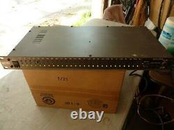 RANE RA-27 RA27 Realtime Analyzer Pro Audio Rack Rackmount-Works