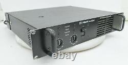 Rack Mount Crest Audio 4601 Professional Power Amplifier 350W /CH @ 8-ohm
