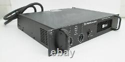 Rack Mount Crest Audio PRO 9200 Professional Power Amplifier #2683