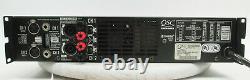Rackmount QSC PLX-1602 Pro Power Amplifier 300WithCH @ 8 OHMS #365