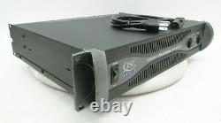 Rackmount QSC PLX-3402 Professional 2-Ch Stereo Power Amp 700WithCh @ 8-OHMS #370