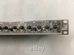 Rane AC 23 Active Crossover Module (No Power Cord) AC23 Rack Mount Pro Audio