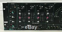 Rane Mojo MM 8Z Professional DJ Mixer Tested Working With Power Supply Rack Mount