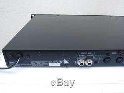 Rare YAMAHA D5000 Professional Digital Delay Effect 1U Rack Mount from Japan