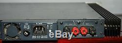 Refurbished AM DJ V1500 ProFormer Series Pro Amp 200W Rack Mount TESTED EUC