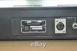 Roland SPH 323 vintage pro rack mount phase shifter. Classic