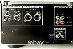 SONY PCM-R500 Japanese Professional Rack Mount DAT DECK
