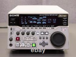 SUPER MINT! SONY DSR-DR1000P DVCAM SDI Professional Video HDD Disc Recorder