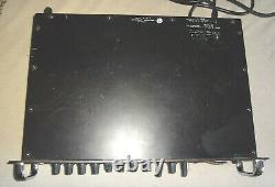 SWR SM-500 PROFESSIONAL BASS GUITAR Rack Mount AMP HEAD
