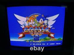 Sony PVM-8042Q CRT Pro Video Monitor for Retro Games/Broadcast Video