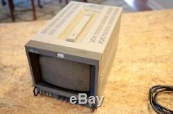 Sony PVM-8045Q 8 Trinitron Color Professional Video Monitor withMonitor Case