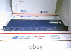 Symetrix 620 Pro Audio Rack Mount 20 Bit A/d Analog To Digital Converter