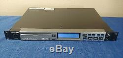 TASCAM CD-01U Pro Professional Rackmount CD Player from radio station