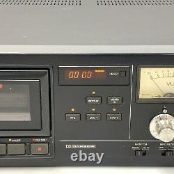 Tascam 112 MK-II Professional Studio Cassette Deck Rack mount TGJ