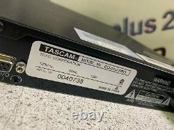 Tascam CD-01U PRO Rackmount CD Player