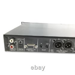 Tascam CD-01U Pro CD Player with Rack Mount ears XLR out Tested+