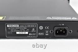 Tascam CD-500 Rack Mount Professional CD Player GREAT
