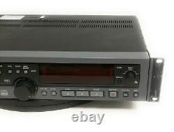 Tascam CD-RW2000 Professional Rackmount Rewritable CD Recorder