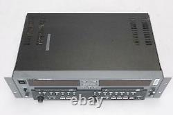 Tascam CD-RW402 Professional Dual Drive Rack-Mount CD Recorder/Duplicator #42152