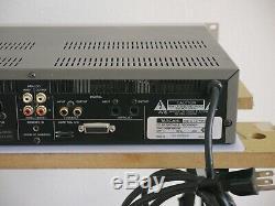 Tascam CD-RW5000 Rewritable Professional Rack Mount CD Recorder