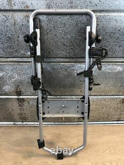 Thule Spare Me Pro 963 Spare Tire 2 Two Bike Mount Rear Carrier Rack Lock & Key