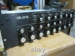 UREi 1620 Professional DJ Music Mixer Serial #1000 Vintage Rack Mount Gear