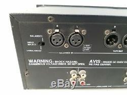 VINTAGE Denon DN-T62 Professional CD & Cassette Combo Rack Mount Deck WORKING